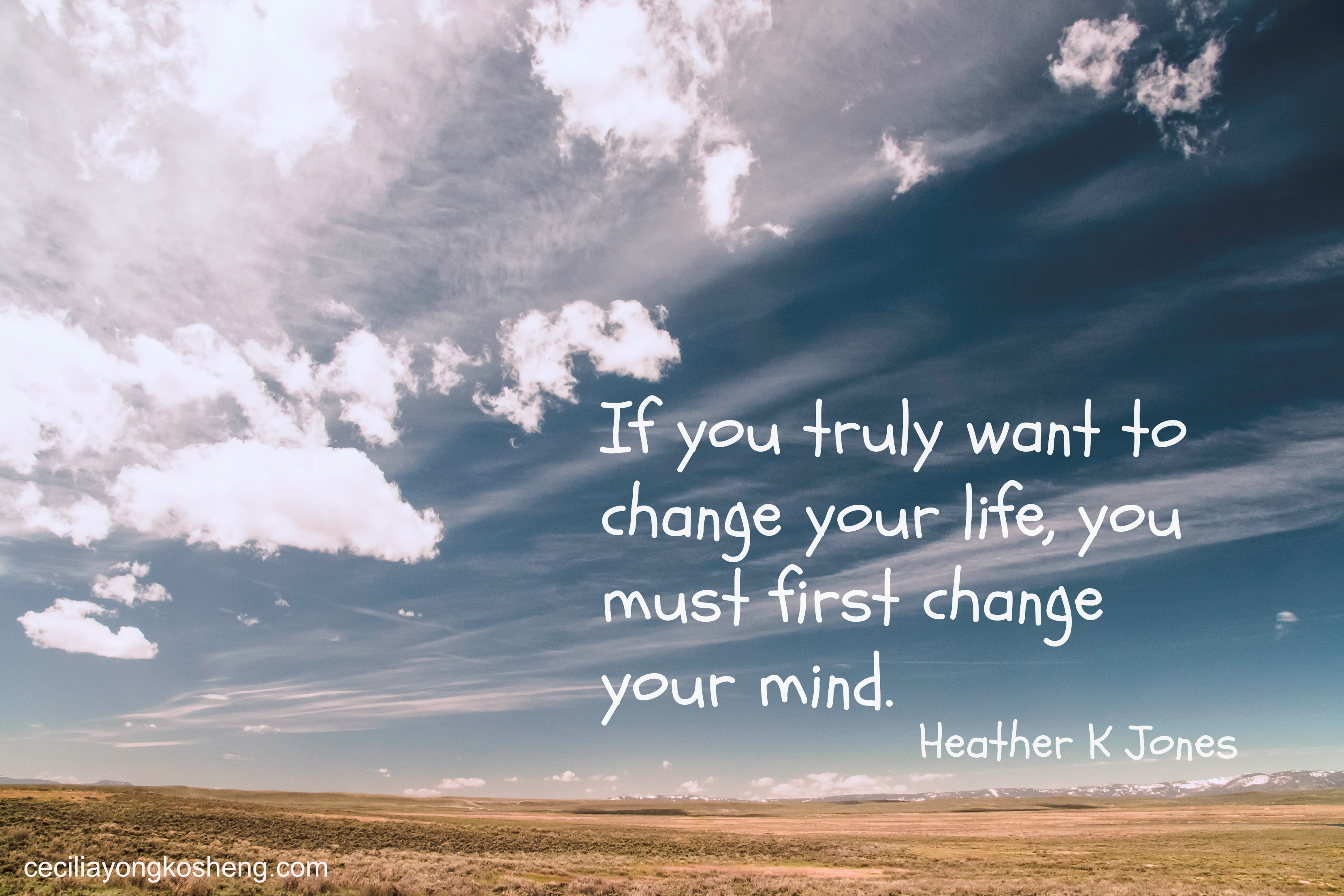 Change Your Mindset Quotes Changing Your Mindset And